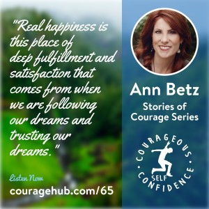 Neuroscience, Life Coaching, and Trusting Dreams with Ann Betz.