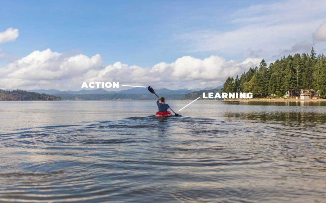 Increase Self-Confidence with Action & Learning