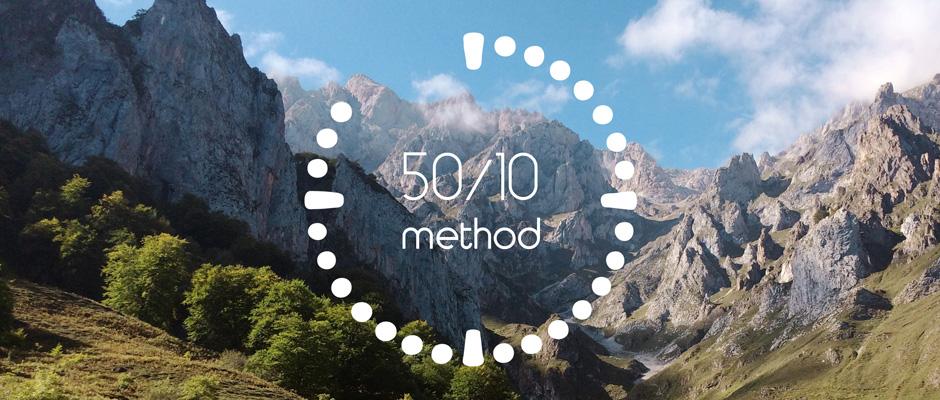 50/10 Method to Increase Focus at Work
